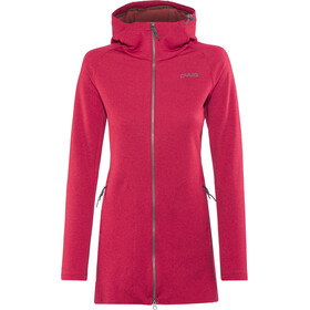 PYUA Spate S Fleece Jas Dames, red melange